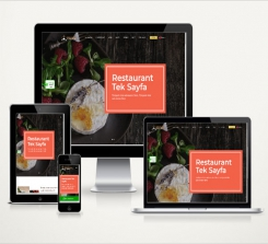 Restaurant Web Paketi