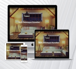 Dekorasyon Web Paketi